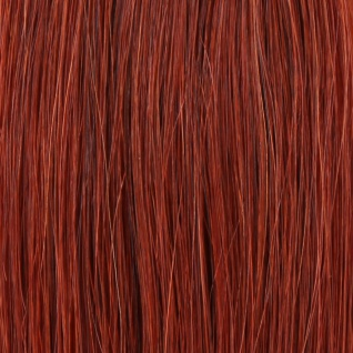 she by SO.CAP. Extensions 35/40 cm gelockt #130- light copper blonde