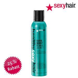 Sexyhair© Soya Want it all - 150 ml
