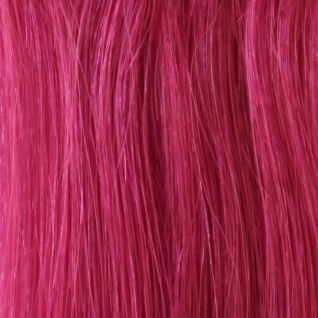 Hairoyal® Skinny's - Tape Extensions Fantasy glatt #Fuchsia-Pink