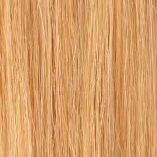she by SO.CAP. Extensions 50/60 cm glatt #DB4- golden