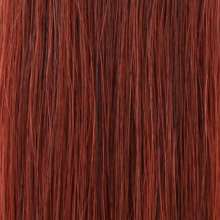 she by SO.CAP. Extensive / Tape Extensions 35/40 cm #35- deep red