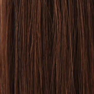 she by SO.CAP. Tresse glatt #6- light chestnut
