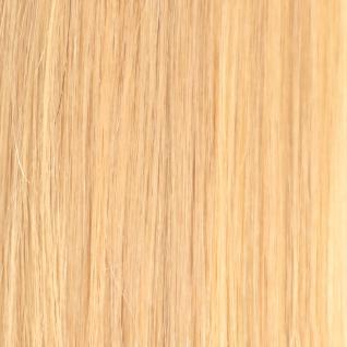 Hairoyal® SkinWefts Haarlänge 55/60 cm gewellt #20- Hell-Lichtblond - Vorschau