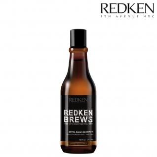 Redken BREWS Extra Clean Shampoo - 300 ml