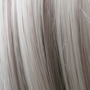 Hairoyal® Synthetik-Extensions #Silber