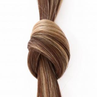 she by SO.CAP. Extensions 50/60 cm gewellt #8/26- bicolour