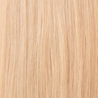 Hairoyal® Microring-Extensions glatt #1001- Platinblond