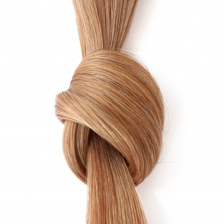 she by SO.CAP. Extensions 50/60 cm glatt #27- golden copper blonde - Vorschau 2