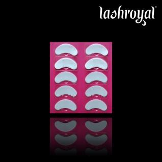 Lashroyal Pure Augen Gel Pads - 5 Stück