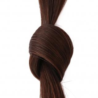 she by SO.CAP. Extensions 50/60 cm glatt #4- chestnut - Vorschau 2