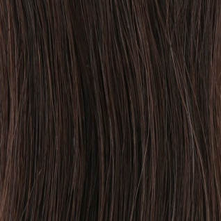 she by SO.CAP. Extensive / Tape Extensions 50/60 cm #2- dark chestnut
