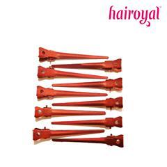 Hairoyal® Aluminium Clipse 10 Stück