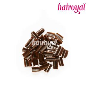 HAIROYAL Plus Bonds 50 Stück - brown