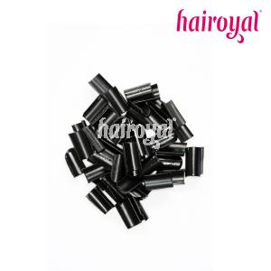 HAIROYAL Plus Bonds 50 Stück black