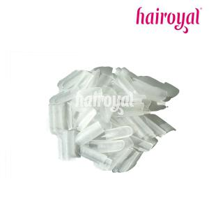 HAIROYAL Plus Bonds 50 Stück transparent