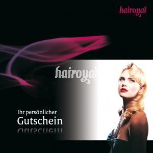 Salon Gutscheine in edler Hochglanzoptik - Ideales Geschenk!