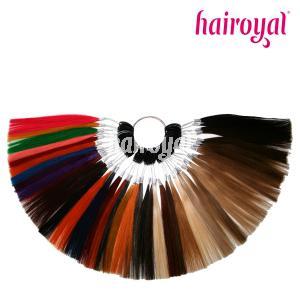 Hairoyal® Echthaar- Farbring - 43 Farben