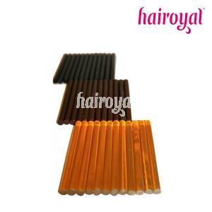 Hairoyal® Keratinsticks klein 1 Stück - 100 % Super Hartschale