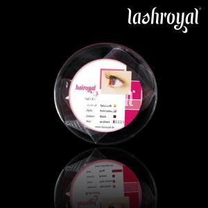 Lashroyal Underlashes - 1200 Stück - Für den unteren Wimpernkranz