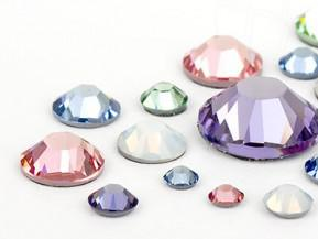 CRYSTALLIZED Swarovski® Wimpernkristalle #Dream Mix - 200 Stück