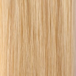 she by SO.CAP. Extensions 35/40cm gelockt #1001- platinum blonde