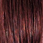 she by SO.CAP. Tresse curly #33- light mahagony chestnut