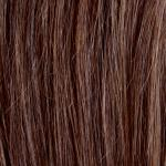 Hairoyal® Clip-On-Tressen-Set - glatt #8- Hellbraun