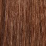 Hairoyal Clip-On-Tressen-Set - glatt #10- Dunkelaschblond