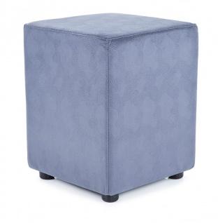 Sitzwürfel blaugrau exclusiv von Kaikoon