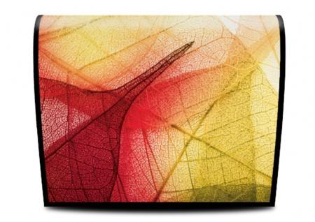 Cover für Koala-Bag Tasche Herbstblatt