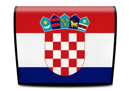 Cover für Koala-Bag Tasche Croatien Flagge