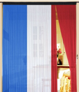 Fadenvorhang Frankreich 150 cm x 300 cm
