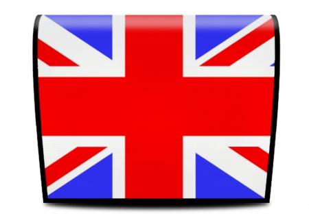 Cover für Koala-Bag Tasche Grossbritannien Flagge