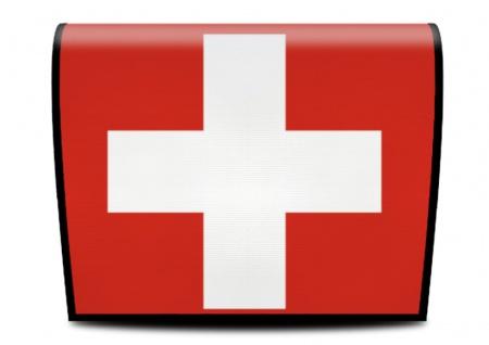 Cover für Koala-Bag Tasche Schweizerisch Flagge