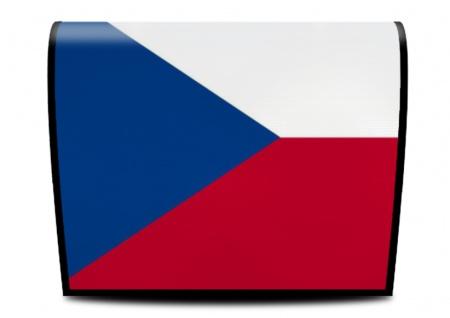 Cover für Koala-Bag Tasche Czech Flagge