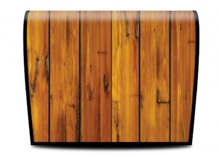 Cover für Koala-Bag Tasche Eichenholz