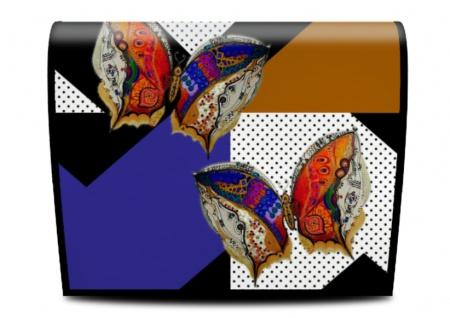 Cover für Koala-Bag Tasche buterfly