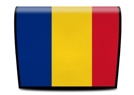 Cover für Koala-Bag Tasche Romanien Flagge