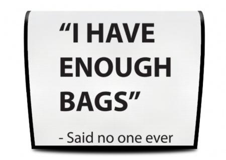 Cover für Koala-Bag Tasche Enough bags