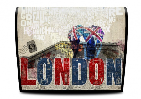 Cover für Koala-Bag Tasche London D8