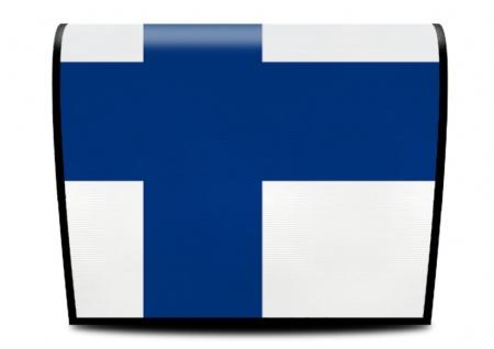 Cover für Koala-Bag Tasche Finisch Flagge