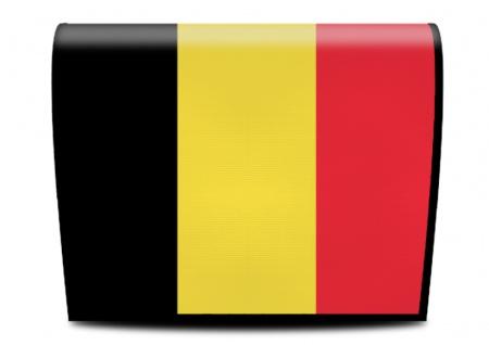 Cover für Koala-Bag Tasche Belgium Flagge