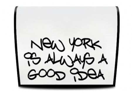 Cover für Koala-Bag Tasche New York