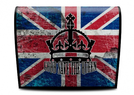 Cover für Koala-Bag Tasche God save the Queen