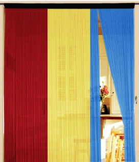 Fadenvorhang Rumänien 90 cm x 240 cm