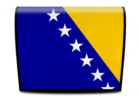Cover für Koala-Bag Tasche Bosnian Flagge
