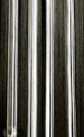 Fadenvorhang Schwarz-Weiß 090 cm x 240 cm