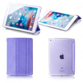 WIGENTO Smartcover Lila für Apple iPad Pro 9.7 Zoll Hülle Tasche Case Wake UP