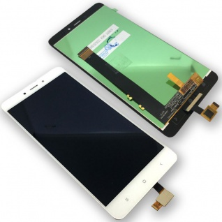 Für Xiaomi Redmi Note 4 Reparatur Display Full LCD Komplett Einheit Touch Weiß