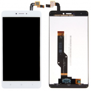 Für Xiaomi Redmi Note 4X Reparatur Display LCD Komplett Einheit Touch Weiß Neu